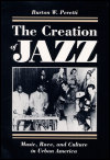 link to catalog page PERETTI, The Creation of Jazz