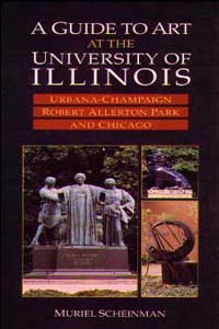 A Guide to Art at the University of Illinois - Cover