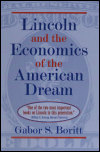 link to catalog page BORITT, Lincoln and the Economics of the American Dream