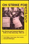 link to catalog page, On Strike for Respect