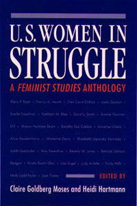 Cover for MOSES: U.S. Women in Struggle: A *Feminist Studies* Anthology