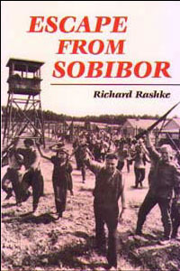 Cover for RASHKE: Escape from Sobibor