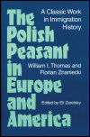 link to catalog page, The Polish Peasant in Europe and America