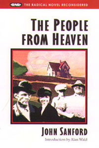 Cover for SANFORD: The People from Heaven
