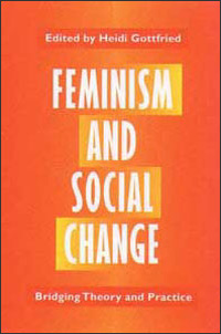 Feminism and Social Change - Cover