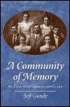 link to catalog page GUNDY, A Community of Memory