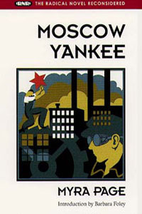 Cover for PAGE: Moscow Yankee