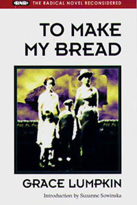 Cover for LUMPKIN: To Make My Bread
