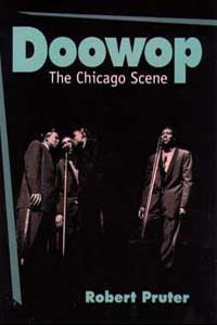 Cover for PRUTER: Doowop: The Chicago Scene