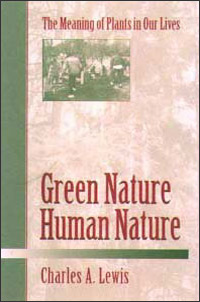 Green Nature/Human Nature - Cover