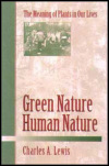 link to catalog page, Green Nature/Human Nature
