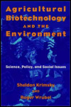 link to catalog page KRIMSKY, Agricultural Biotechnology and the Environment