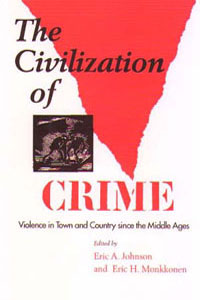 The Civilization of Crime - Cover
