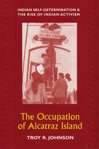 The Occupation of Alcatraz Island - Cover