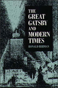 Cover for BERMAN: Great Gatsby and Modern Times