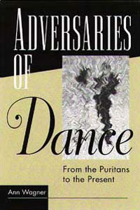 Adversaries of Dance - Cover