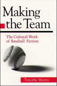 Making the Team - Cover