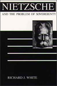 Nietzsche and the Problem of Sovereignty - Cover