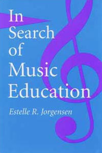 Cover for JORGENSEN: In Search of Music Education