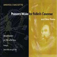 Peasants Wake for Fellini's *Casanova* and Other Poems - Cover