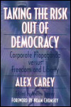link to catalog page CAREY, Taking the Risk Out of Democracy