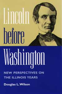 Lincoln before Washington - Cover