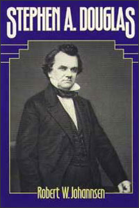 Cover for JOHANNSEN: Stephen A. Douglas