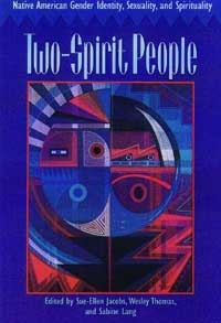 Two-Spirit People - Cover