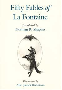 Fifty Fables of La Fontaine - Cover