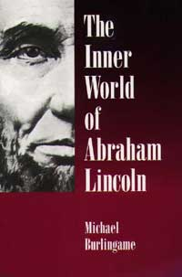 Cover for BURLINGAME: The Inner World of Abraham Lincoln