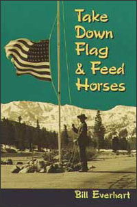 Cover for EVERHART: Take Down Flag & Feed Horses
