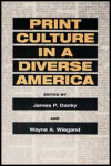link to catalog page, Print Culture in a Diverse America