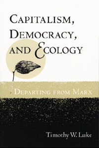Capitalism, Democracy, and Ecology - Cover