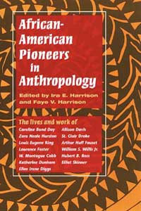 Cover for HARRISON: African-American Pioneers in Anthropology
