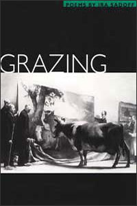 Cover for SADOFF: Grazing: Poems