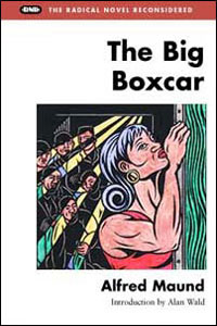 The Big Boxcar - Cover