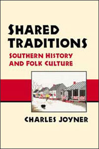 Shared Traditions - Cover