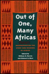 link to catalog page MARTIN, Out of One, Many Africas