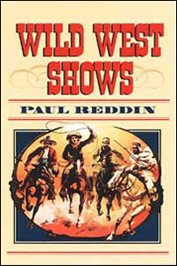 Cover for REDDIN: Wild West Shows