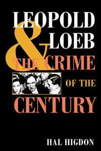 Leopold and Loeb - Cover