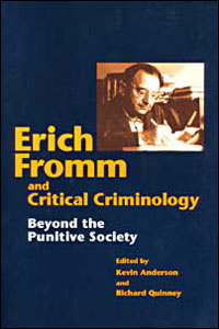 Erich Fromm and Critical Criminology - Cover
