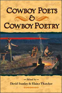 Cowboy Poets and Cowboy Poetry - Cover