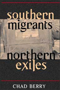 Cover for BERRY: Southern Migrants, Northern Exiles