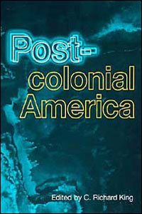 Cover for KING: Postcolonial America