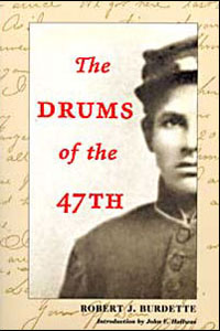 Cover for BURDETTE: The Drums of the 47th