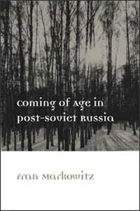 Coming of Age in Post-Soviet Russia - Cover
