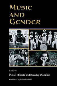 Cover for MOISALA: Music and Gender