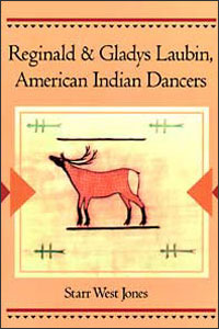 Reginald and Gladys Laubin, American Indian Dancers - Cover