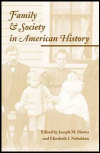 link to catalog page HAWES, Family and Society in American History