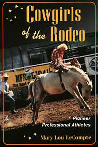 Cowgirls of the Rodeo - Cover